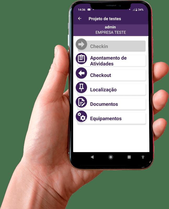 Aplicativo para Gestão de Equipes Externas com Eficiêcia | Oobras
